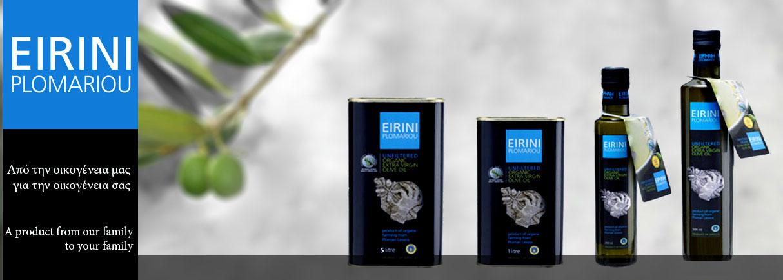 Eirini Bio Olivenöl